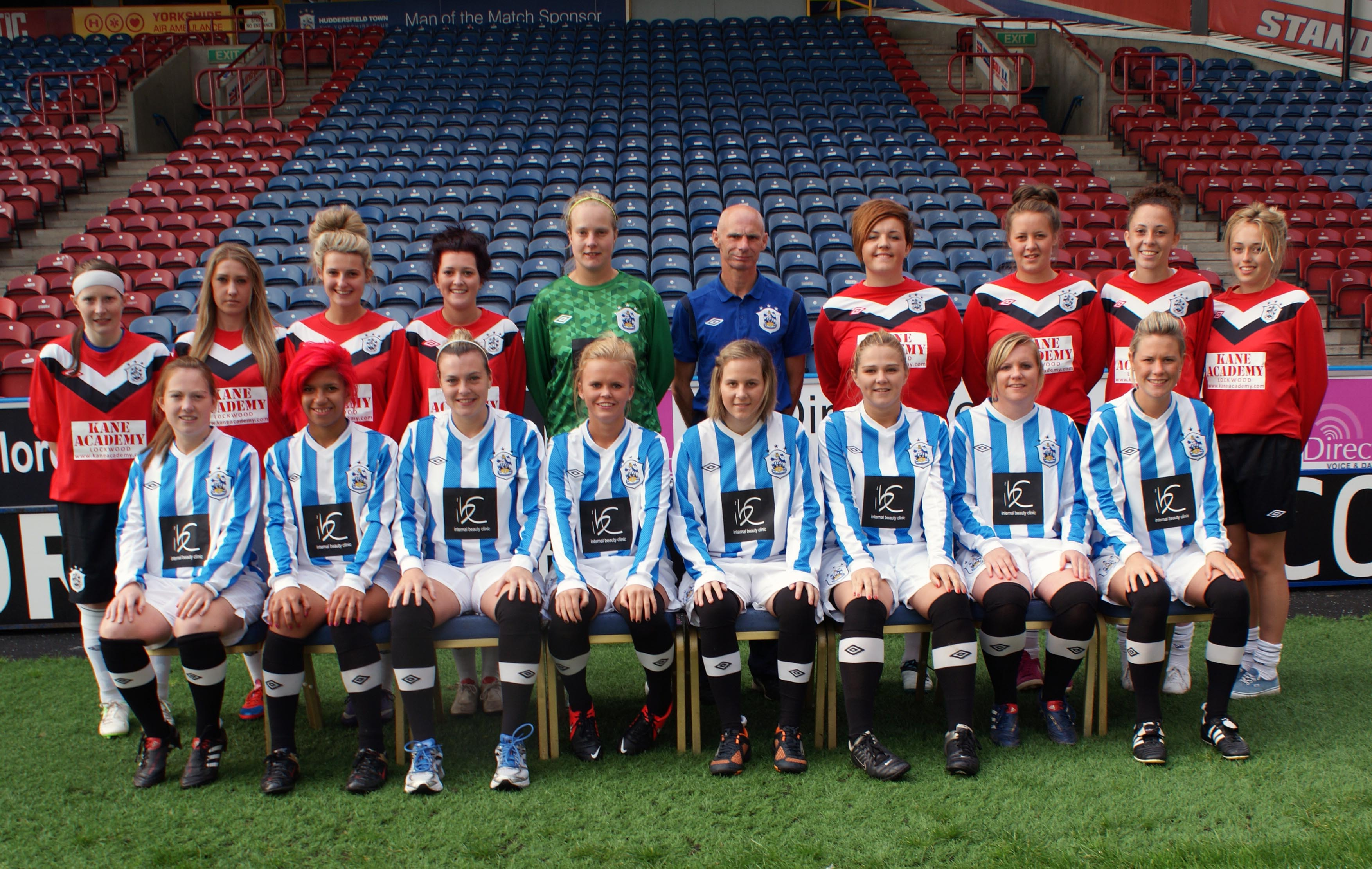 Huddersfield Town Team Photo
