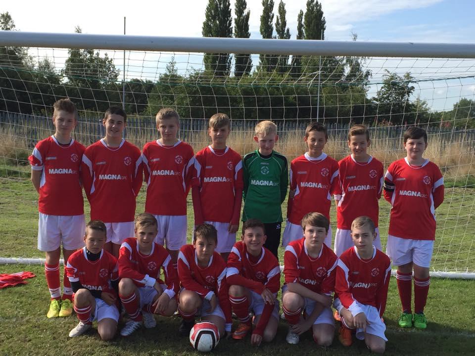 Homepage | Under 14s | Junior Tykes Football Club